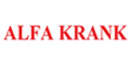 ALFA KRANK üreticisi resmi